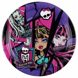 Monster High 2 Assietter 8-pack