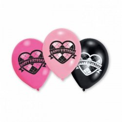 Monster High 2 Ballonger 6-pack