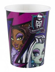 Monster High 2, muggar 8-pack