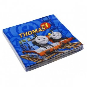 Thomas Tåget, servetter 20-pack