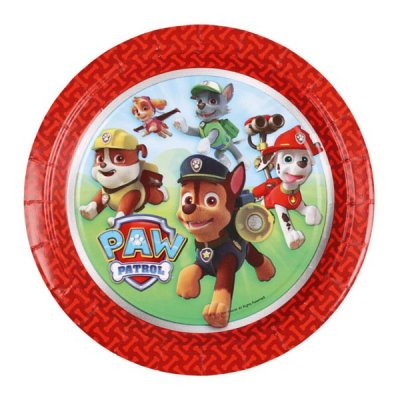 Paw Patrol Assietter 8-pack