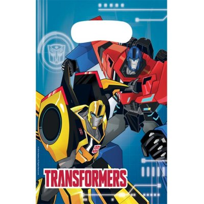 Transformers, kalaspåsar 8-pack