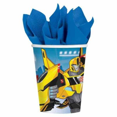 Transformers, muggar 8-pack